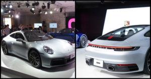 ポルシェ ジャパンが新型「911」を日本で初披露(webCG)