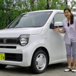 竹岡 圭の今日もクルマと・・・ホンダN-WGN(エヌワゴン)(2019/09/03)