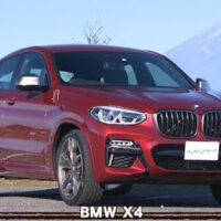 BMW X4 の試乗評価|クルマでいこう