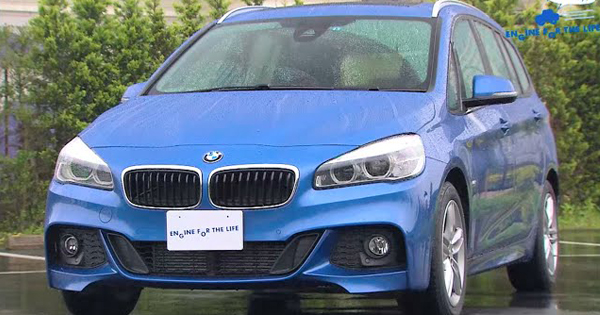 tvk「クルマでいこう!」公式 BMW 2シリーズ グランツアラー 2015/8/23(#384)