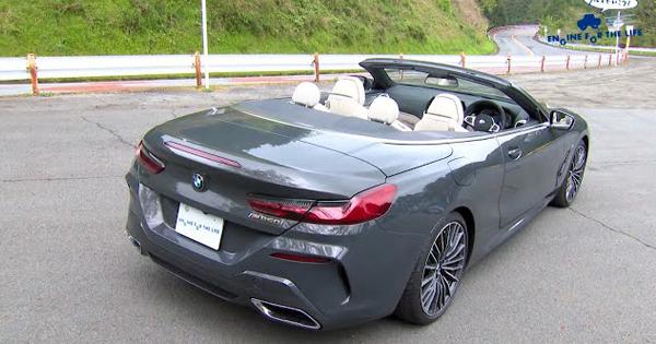 tvk「クルマでいこう!」公式 BMW 8シリーズ 2019/6/2放送(#582)