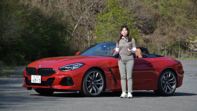 BMW Z4 外観