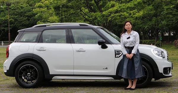 竹岡 圭の今日もクルマと・・・私の愛車MINIクロスオーバーをご覧ください! (2019/05/14)