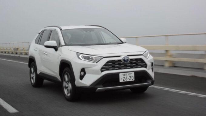 竹岡 圭の今日もクルマと・・・トヨタRAV4 Test Drive/モーターマガジンMovie(2019/07/29)