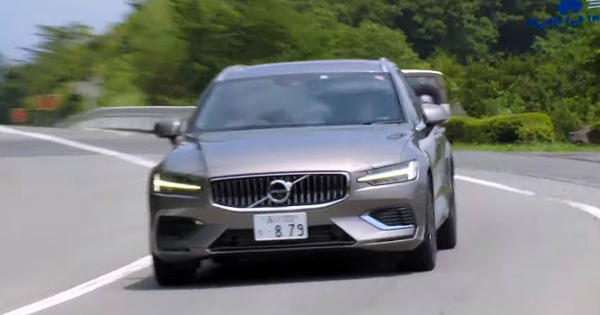 「クルマでいこう!」公式 ボルボ V60 T6 AWD/tvk3ch(2019/8/25)