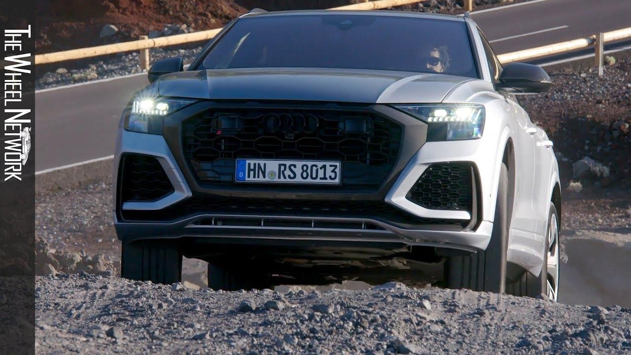 2020 Audi RSQ8 - Interior & Exterior|Florett Silver(2019/12/17)