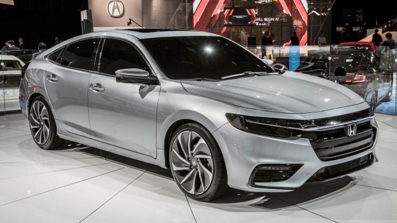 Honda Insight 2020 - Interior & Exterior FIVE GEA(2019/12/25)
