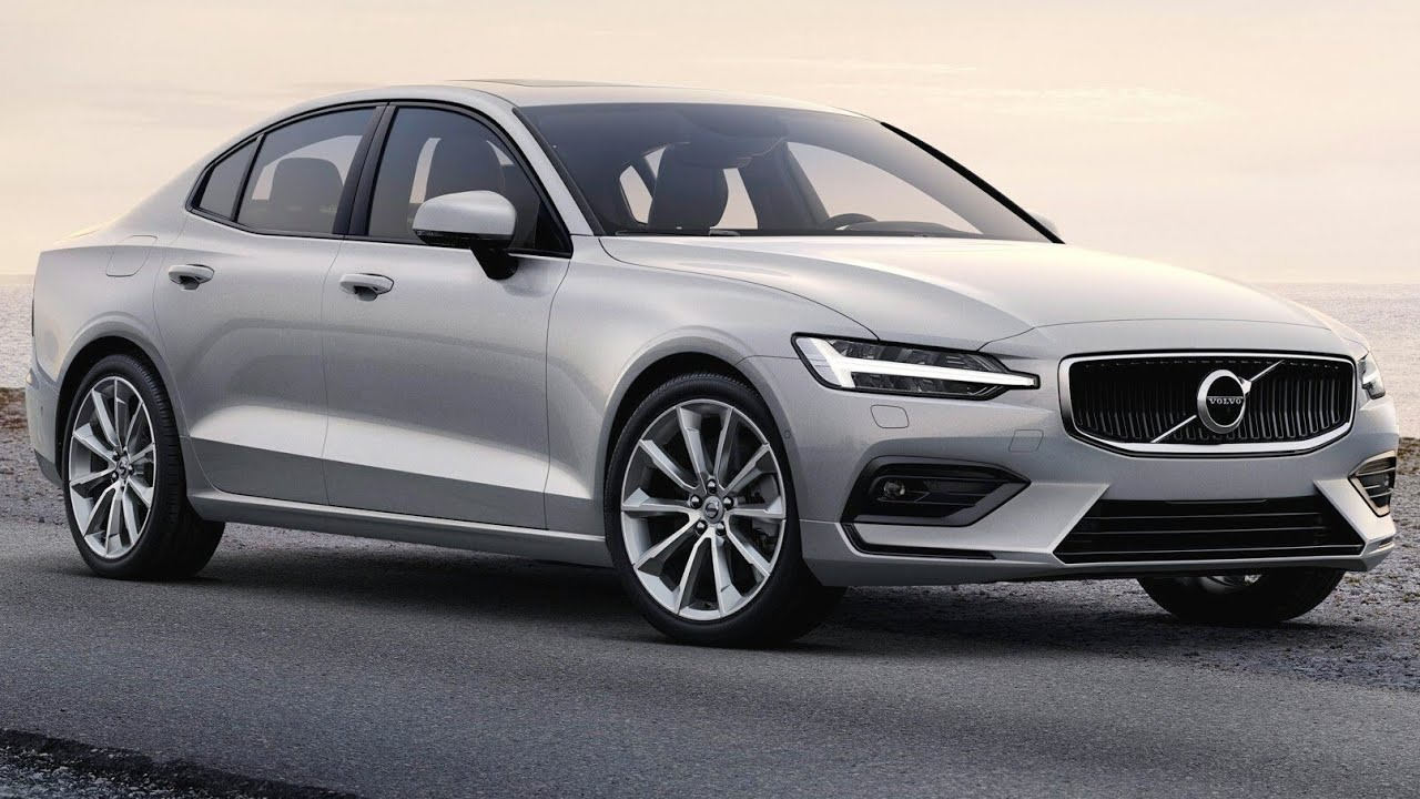 Volvo S60 2020 – LUXURY SPORT SEDAN|Alpha SQUAD official(2019/12/23)