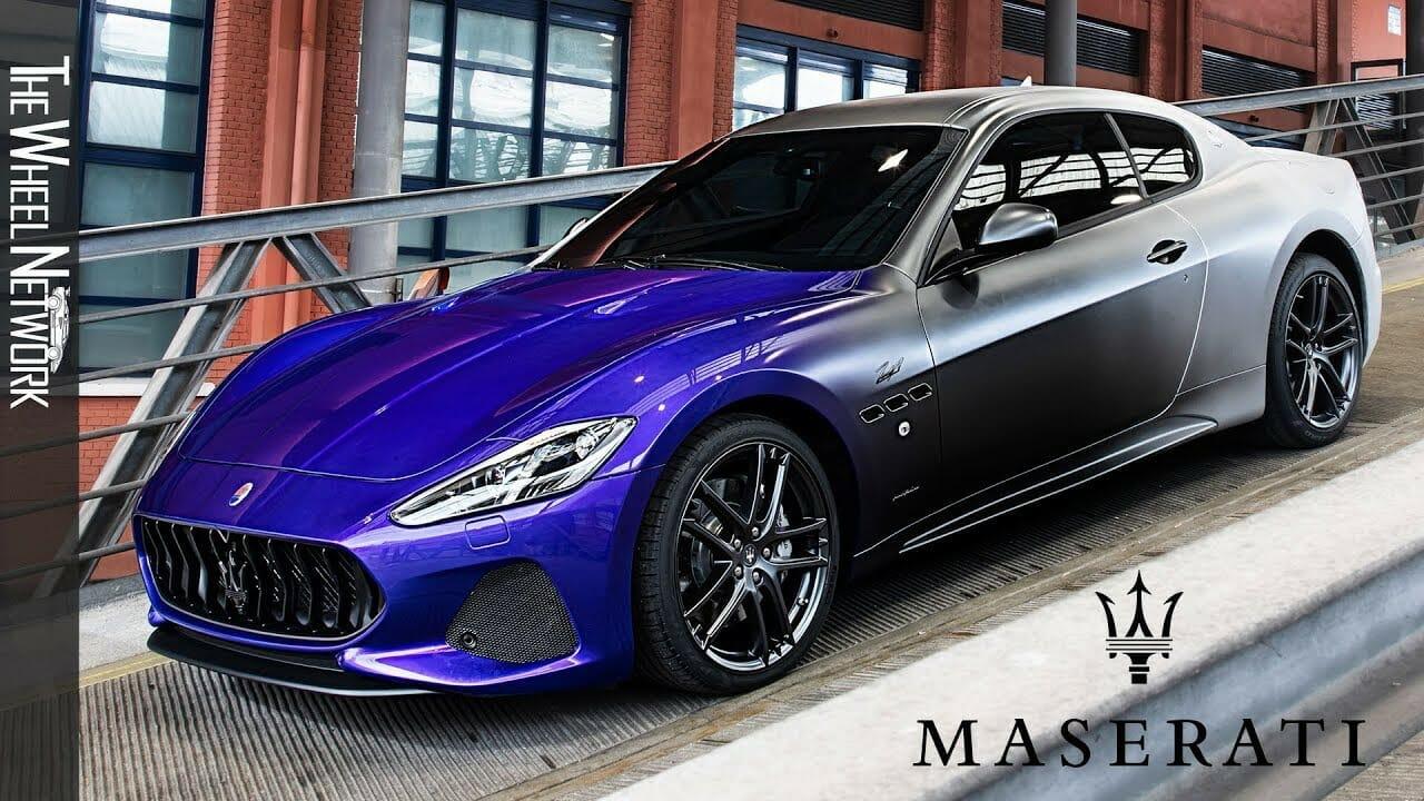 Maserati GranTurismo Zéda Reveal – Maserati International Press Days 2019|The Wheel Network(2019/11/26)