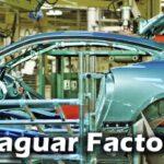 Jaguar Factory Tour, F-Type Production, XF Production, XJ Production at Castle Bromwich England|Kondor(2019/12/24)