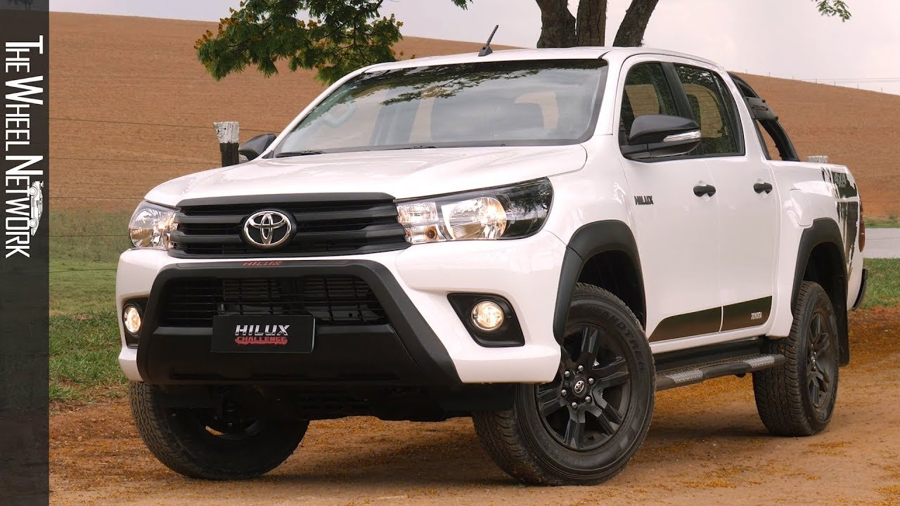 2018 Toyota Hilux Challenge (Brazil)|The Wheel Network(2019/12/17)