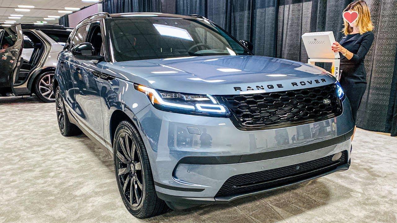 The 2020 Land Rover Range Rover Velar Luxury SUV Walkaround|312Drive(2019/12/24)