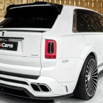 2020 Mansory Rolls-Royce Cullinan - Ultra Luxury SUV from Mansory RoCars(2019/12/26)