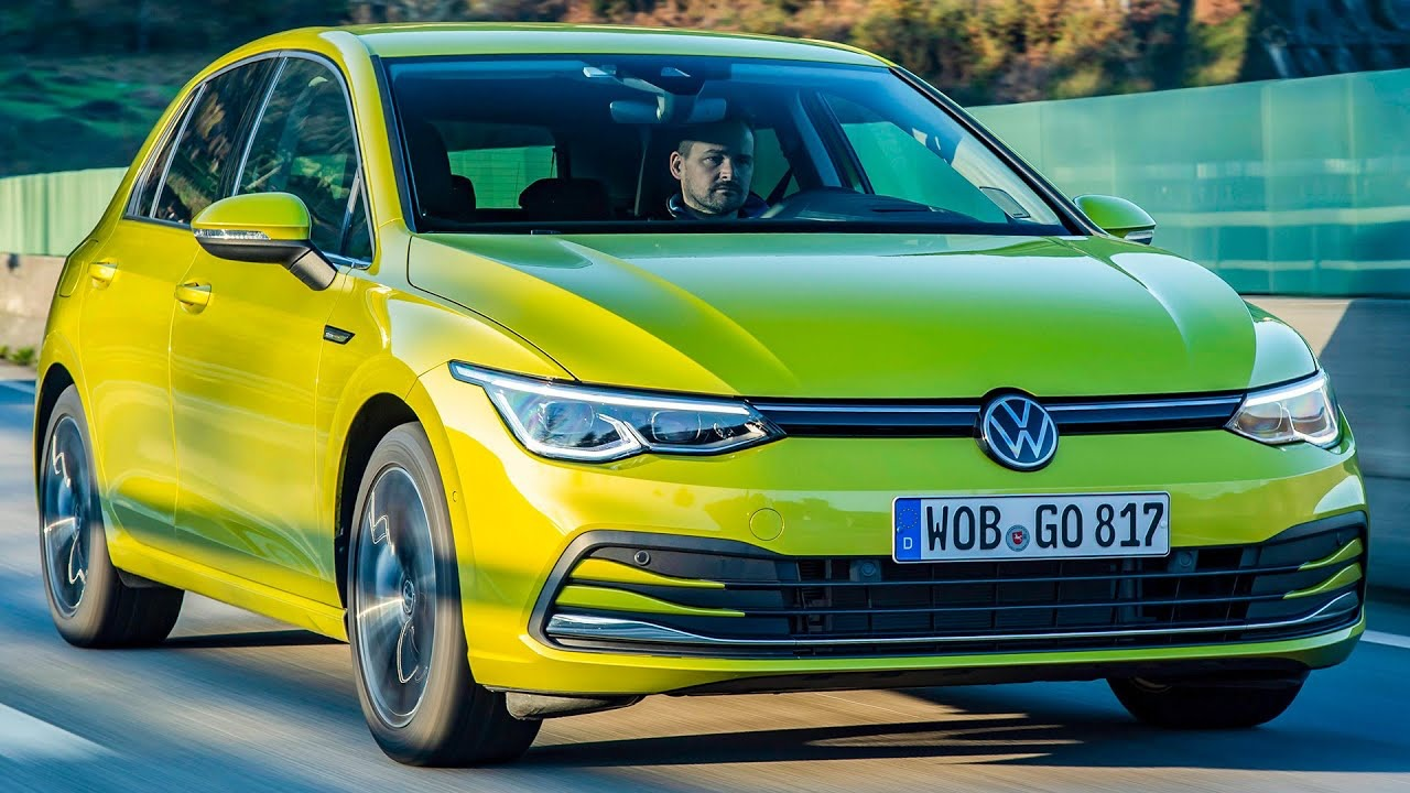 Volkswagen Golf 8 International Test Drive - Exterior, Interior & Drive|TopSpeed(2019/12/16)