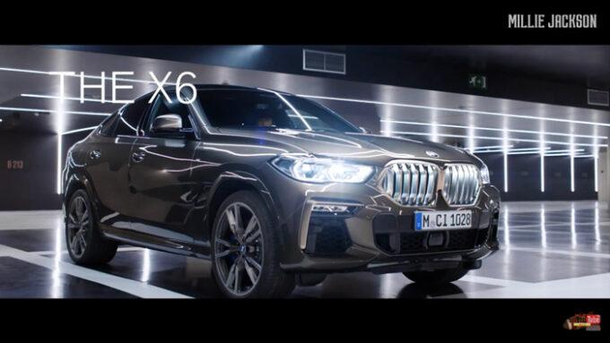 BMW X6|エクステリア