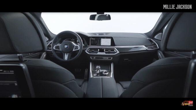 BMW X6|インテリア