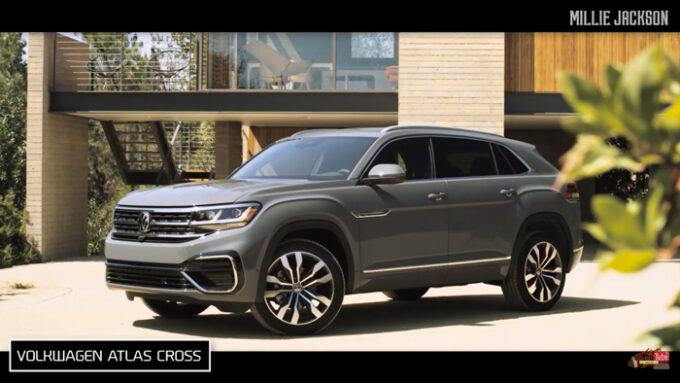 VWアトラス・クロス|エクステリア