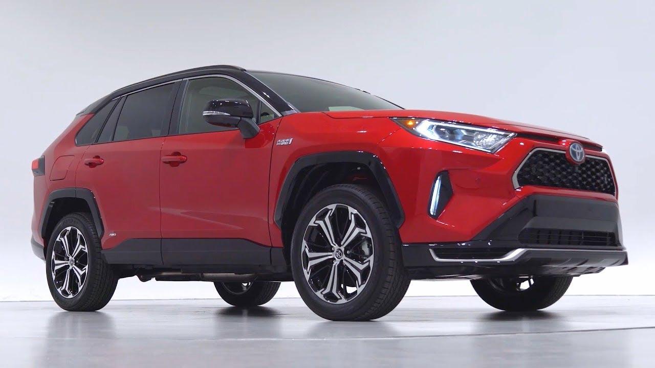 2021 Toyota RAV4 Prime - The Most Powerful RAV4 Ever|CAR CHANNEL(2019/11/20)