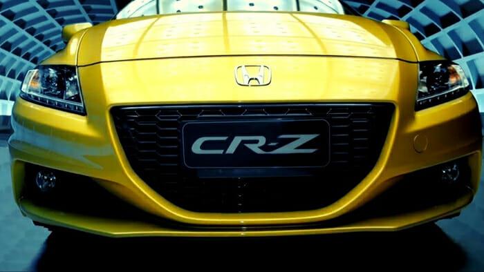 ホンダCRZ-放棄されたホットハッチ| ハイブリッドスポーツカー!|Supercar TV(2019/12/03)