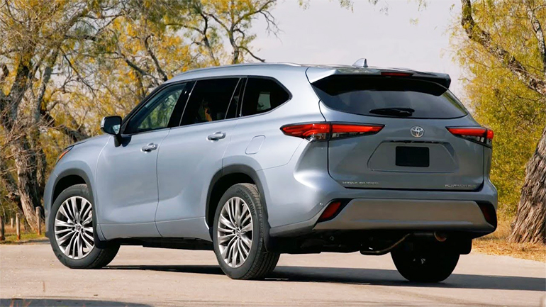 2020 Toyota Highlander - Interior & Exterior|FIVE GEAR(2019/12/20)
