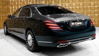 2020 Mercedes Maybach S 560 Interior and Exterior Details RoCars(2019/12/30)