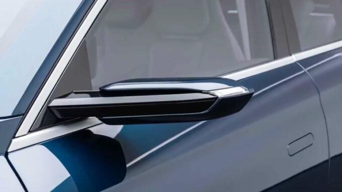 トグカー(C-SUV)デジタルアウターミラー