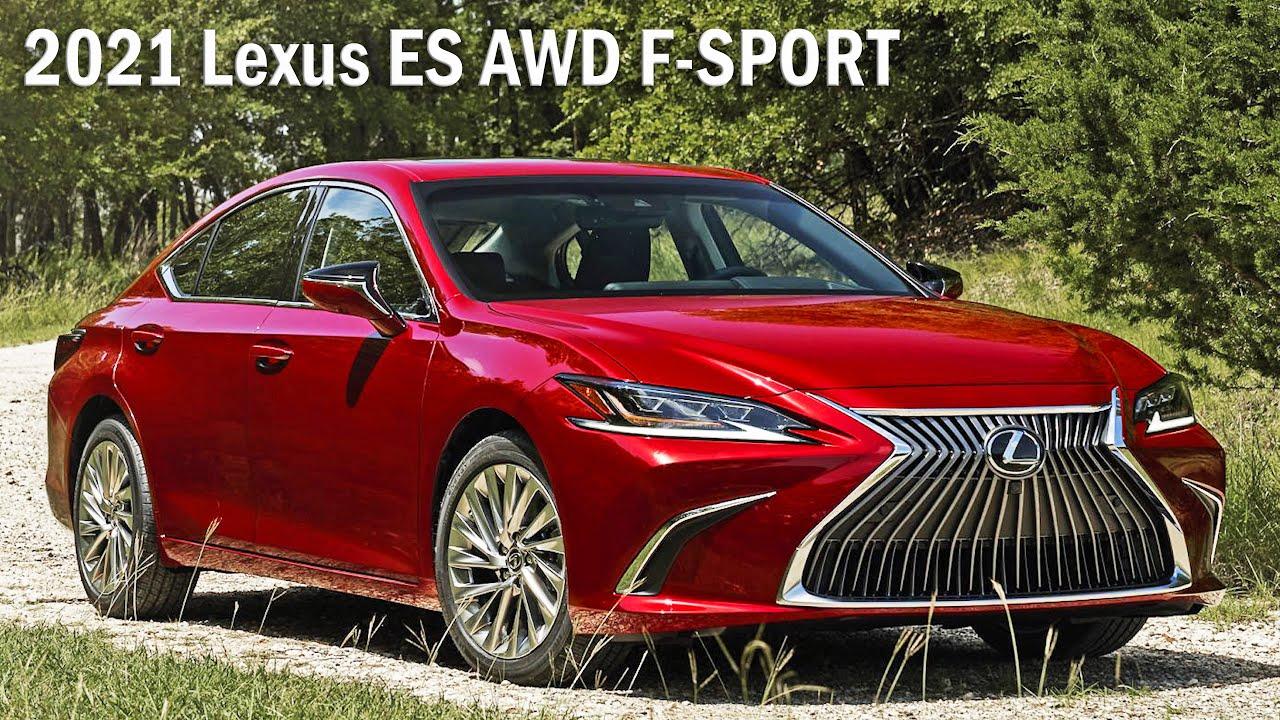 2021 Lexus ES 250 AWD F-SPORT Interior & Exterior & Driving|Kondor(2020/08/21)
