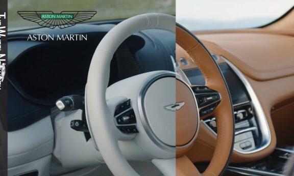 2021 Aston Martin DBX Interior|The Wheel Network(2020/09/11)