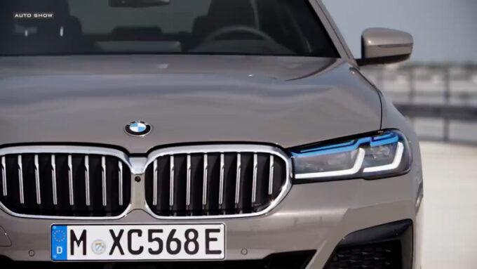 NEW BMW 5シリーズ(PHV)|眉毛