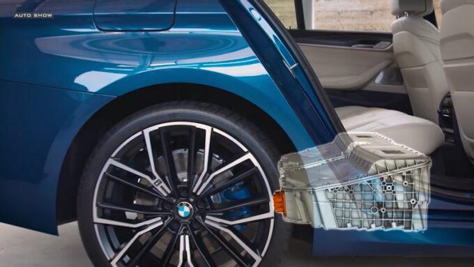 NEW BMW 5シリーズ(PHV)|バッテリー