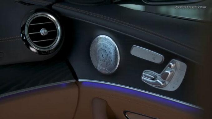 メルセデス・ベンツ E300e PHV|ドアインテリア