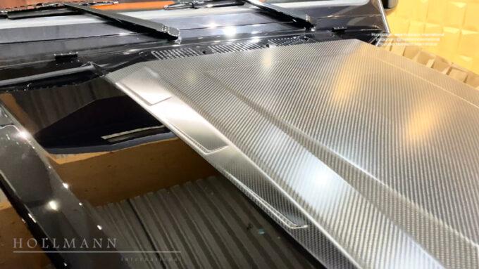 メルセデス・ベンツ G63 AMG ブラバス700|カーボンパーツ