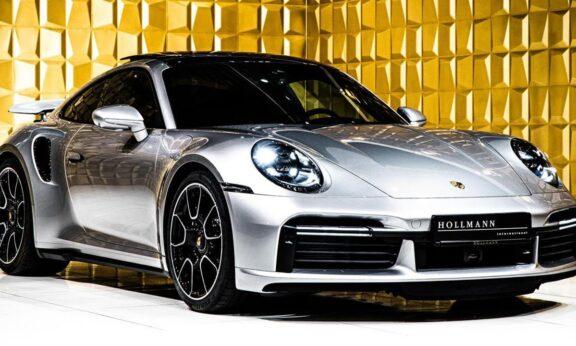 Porsche 911 Turbo S Coupe|Hollmann International(2020/08/03)