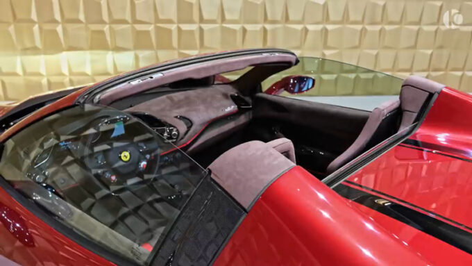フェラーリ 488 ピスタスパイダー|オーバービュー