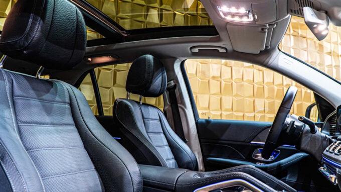 メルセデス・ベンツ GLE 450|内装デザイン