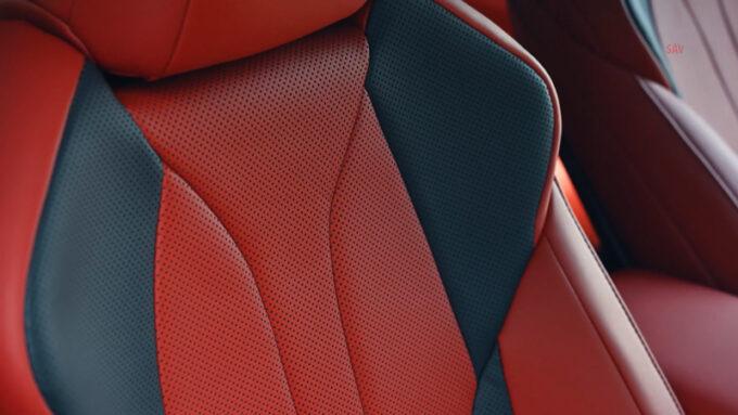 レクサス ES250 AWD Fスポーツ|スポーツシート