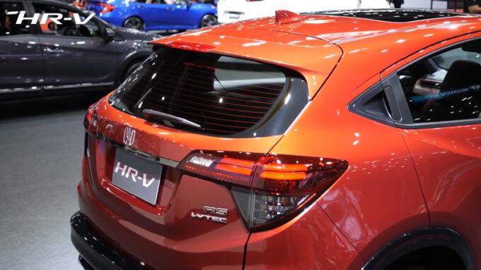 2020 ホンダ H-RV(日本名:ヴェゼル)|オレンジ|クーペフォルム