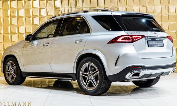 2020 Mercedes-Benz GLE 450 SUV 4MATIC|カーアリーナ(2020/08/06)