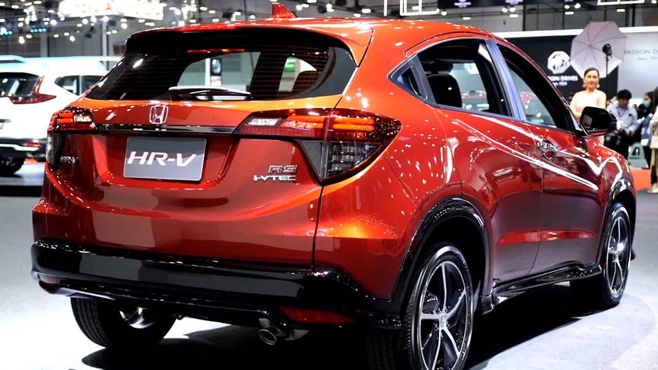 New Honda HR-V (2020) - Subcompact SUV!|Supercar TV(2020/09/12)