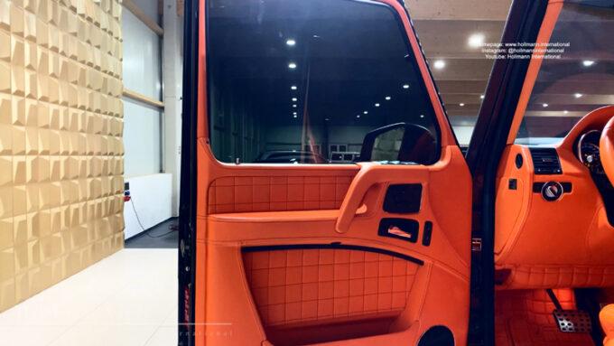 メルセデス・ベンツ G63 AMG ブラバス700|ドアトリム