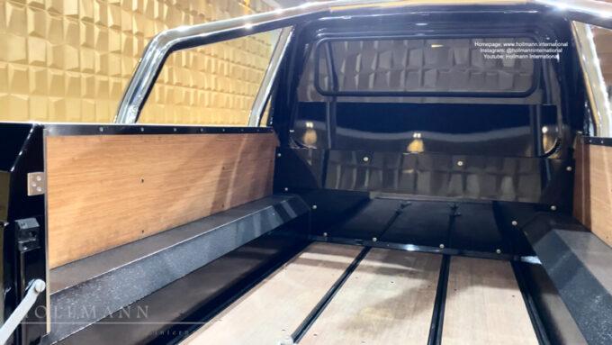 メルセデス・ベンツ G63 AMG ブラバス700|荷台
