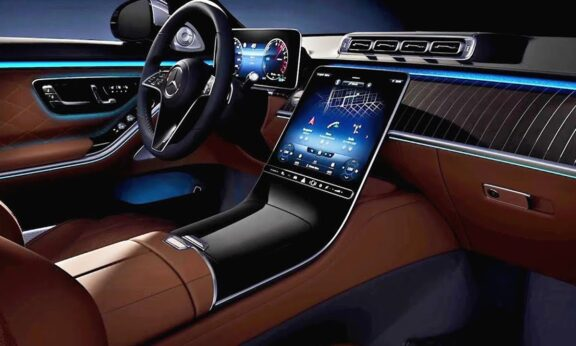 2021 Mercedes S-Class INTERIOR / Extremely Luxurious Large Sedan|4Drive Time(2020/08/12)