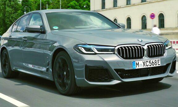 2021 BMW 5 Series - New BMW FLAGSHIP Ready To Fight E-CLASS|AutoShow(2020/08/12)