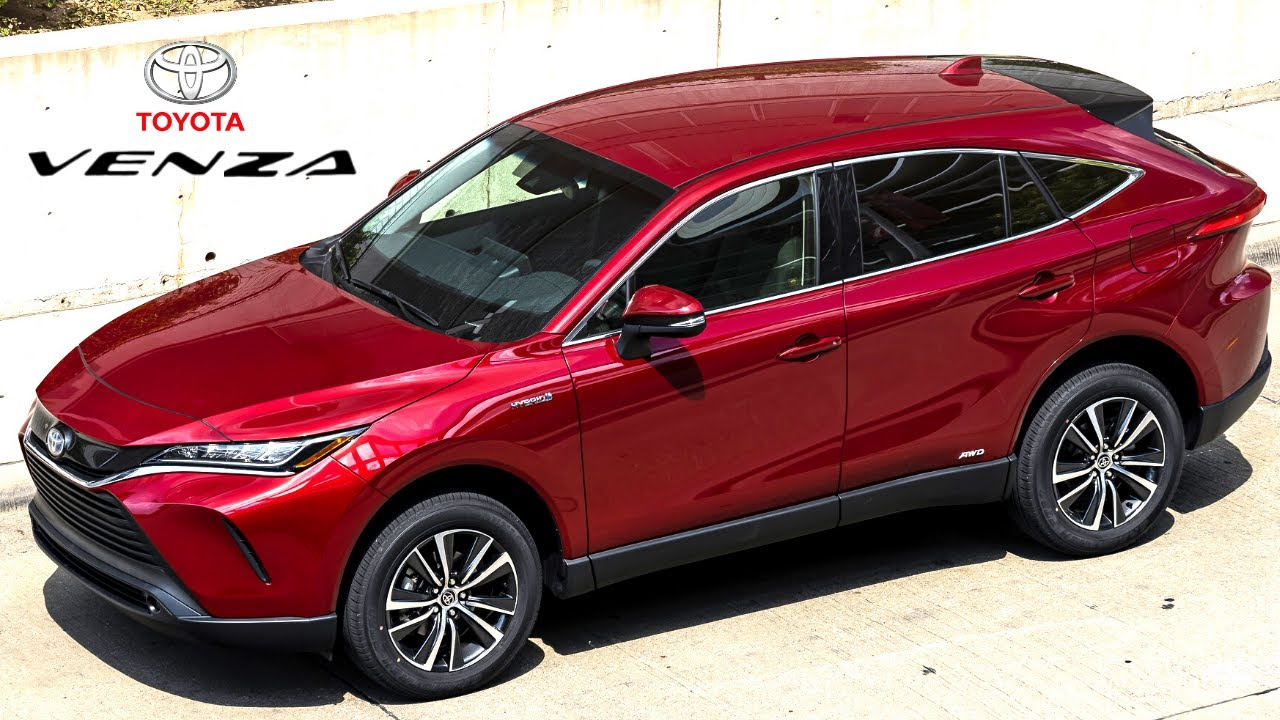 New 2021 Toyota VENZA Hybrid SUV | LE Variant (Redesigned HARRIER 2021)|Supercar TV(2020/07/23)