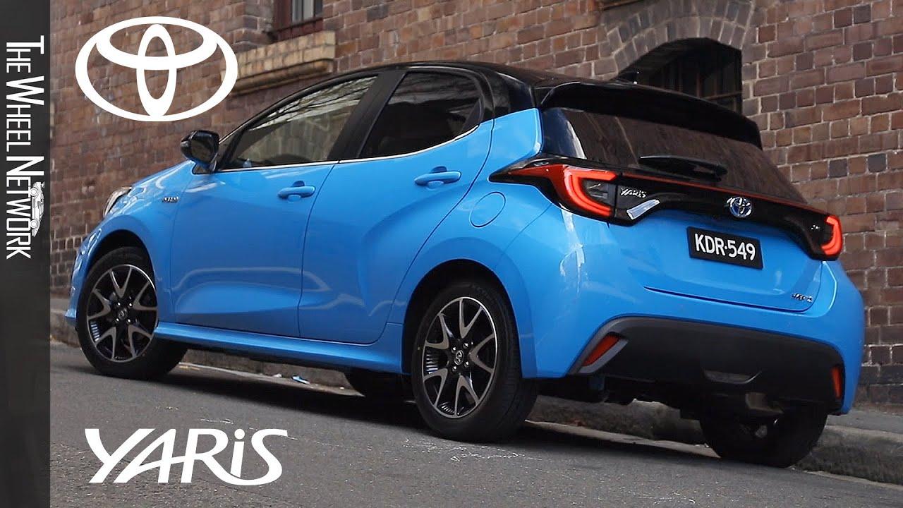 2020 Toyota Yaris ZR Hybrid | Driving, Interior, Exterior (Australia, RHD)|The Wheel Network(2020/08/21)