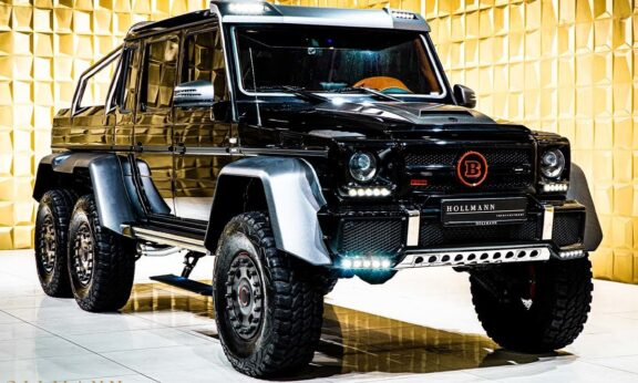 Mercedes-Benz G 63 6x6 AMG BRABUS 700|Hollmann International(2020/08/22)