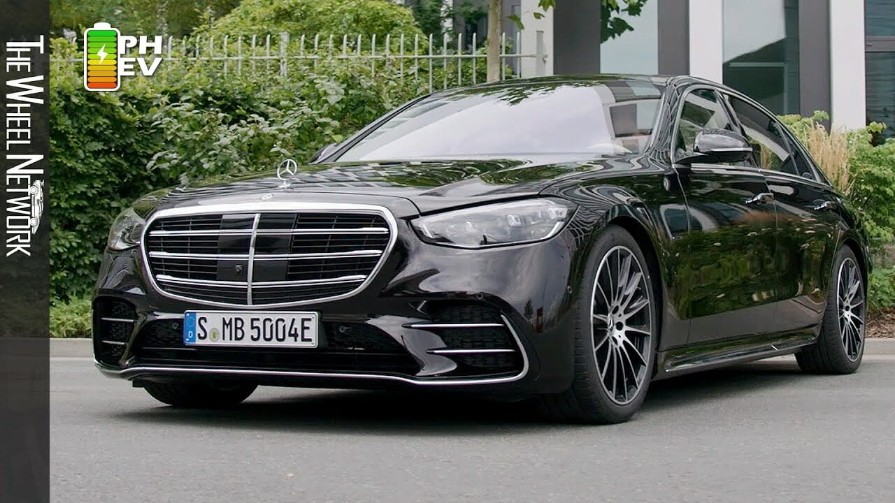 2021 Mercedes-Benz S-Class Plug-in Hybrid | Driving, Interior, Exterior|The Wheel Network(2020/09/02)