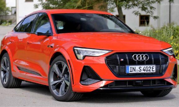 2021 Audi e-tron S Sportback - Fast Luxury Electric Crossover|カーテレビ(2020/09/13)